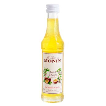 Mignonette sirop Monin - passion  - Monin