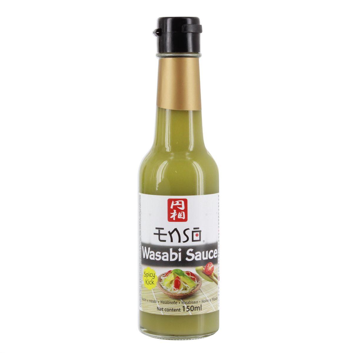 Sauce Wasabi  150ml - Enso