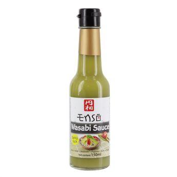 Achat en ligne Sauce Wasabi  150ml - Enso