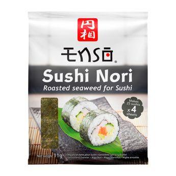 Achat en ligne Feuille de nori pour Sushi 11gr - Enso