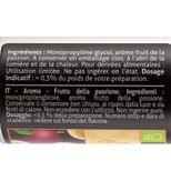 Arôme alimentaire naturel fruit de la passion 50 ml - Patisdecor