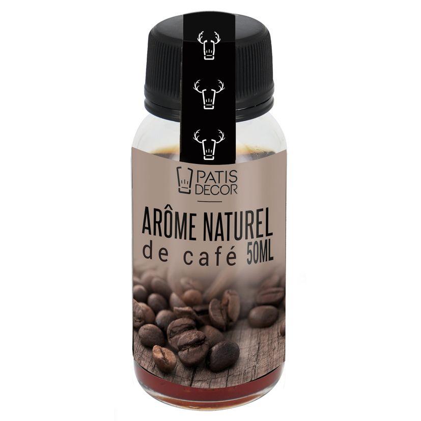 Arôme alimentaire naturel café - Patisdecor