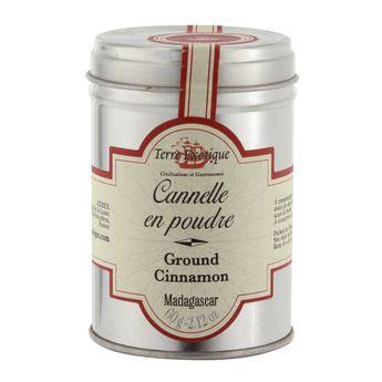 Cannelle poudre 60gr - Terre Exotique