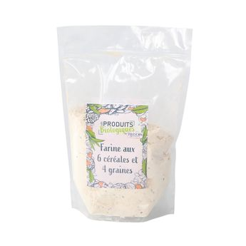 Achat en ligne Farine céréales bio 1.5kg - Trésors de Chefs