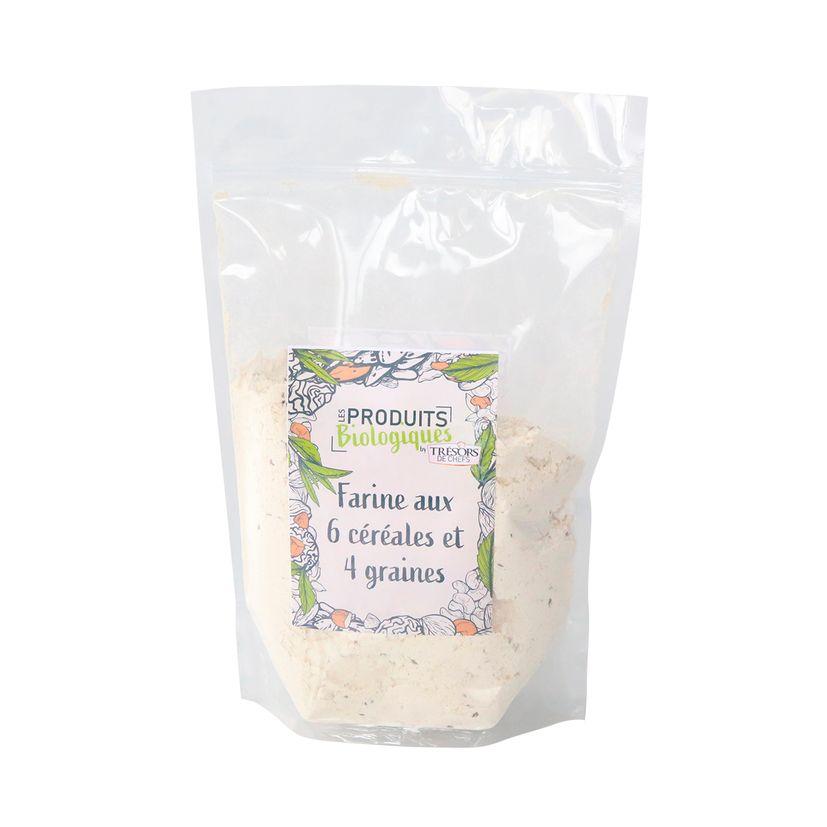 Farine céréales bio 1.5kg - Trésors de Chefs