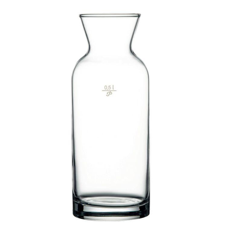 Carafe en verre Village 0.5 L 20.5 cm - Pasabahce