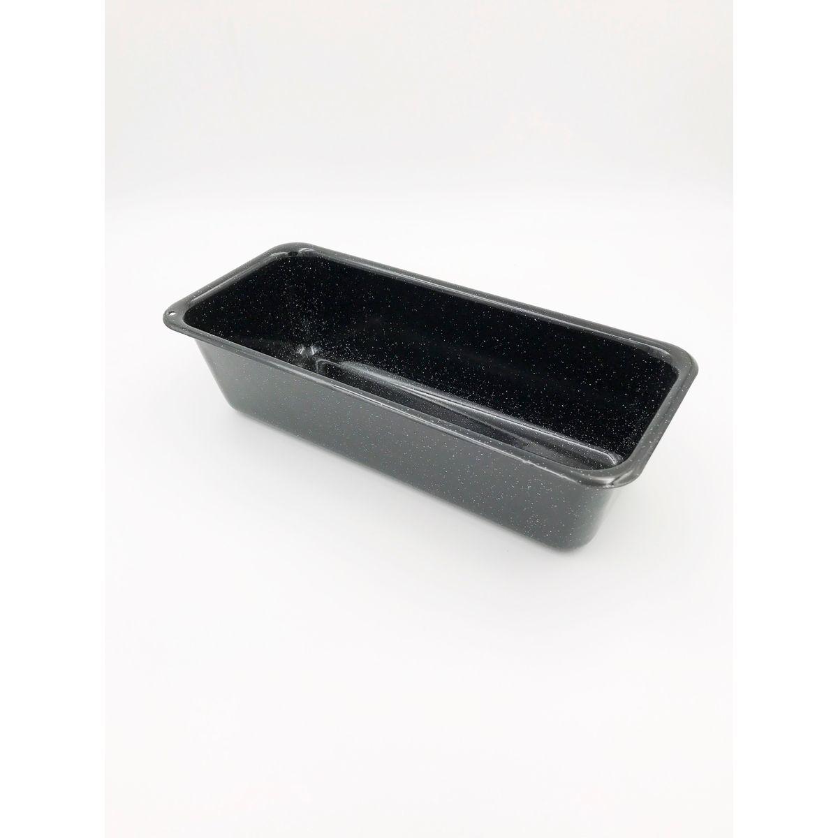 Moule à cake en acier émaillé 25 cm - Patisse