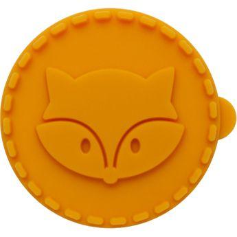 Achat en ligne Tampon biscuit bois et silicone renard 7 cm - Birkmann