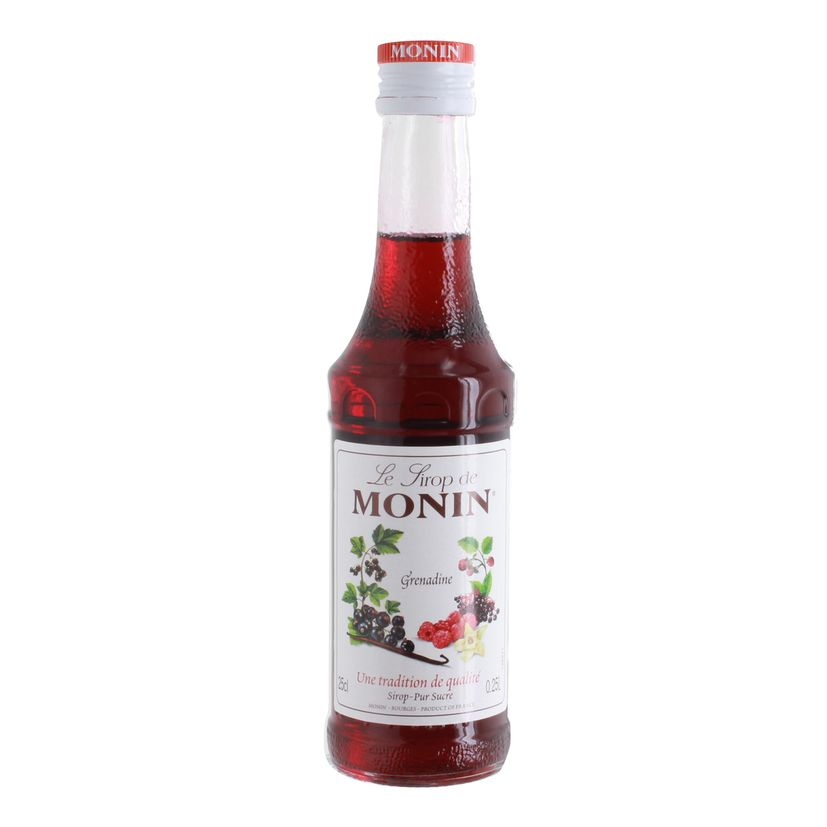 Sirop 25 cl grenadine - Monin