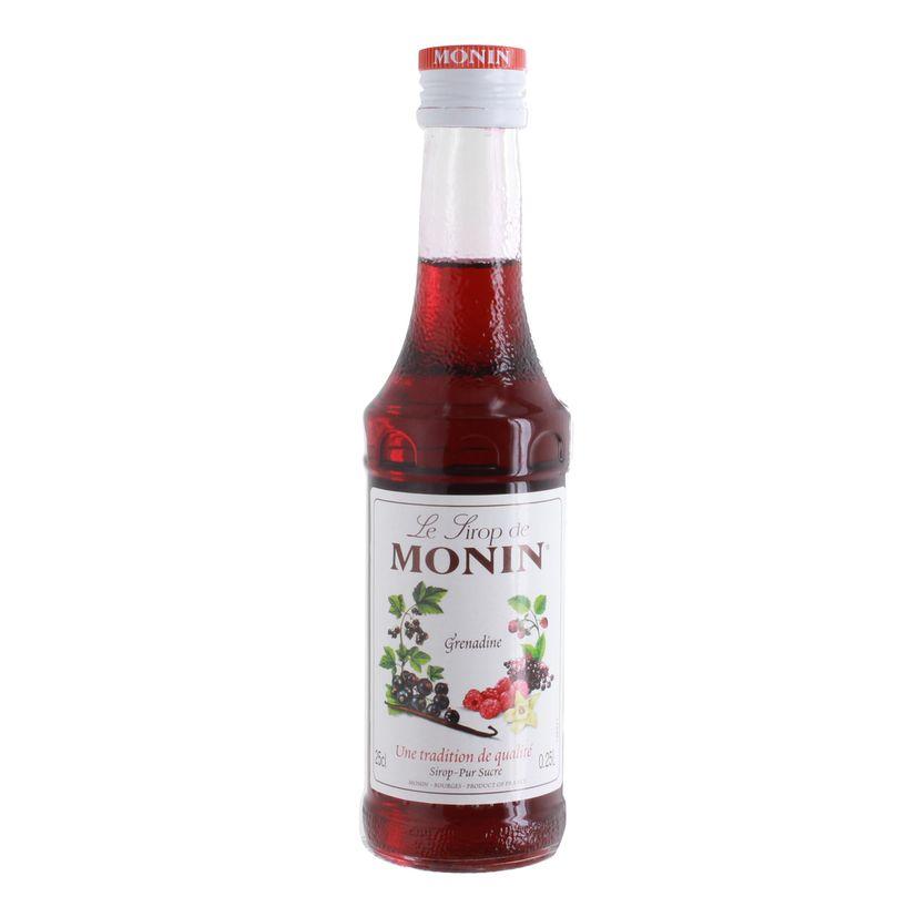 Sirop grenadine 25 cl - Monin