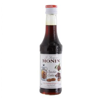 Achat en ligne Sirop chocolate cookie 25cl - Monin