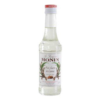 Achat en ligne Sirop sucre de canne 25 cl - Monin