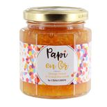 Confiture papi en or 210 g (orange et grand marnier) - L´Epicurien