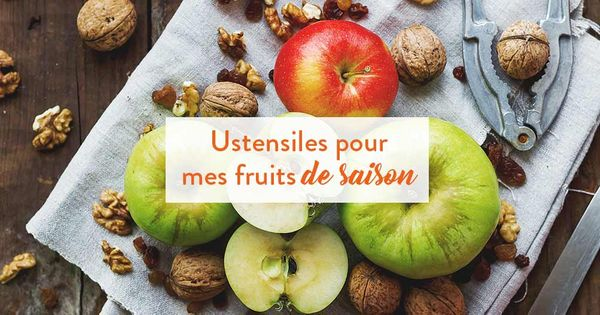 E - Fruits de saison