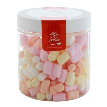Pot de mini marshmallows 30gr - Alice Délice