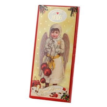 Achat en ligne Petite tablette cadeau nostalgie de noel 30g - Heidel