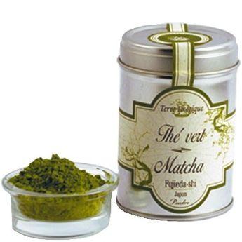 Thé vert matcha - Terre Exotique - 40G