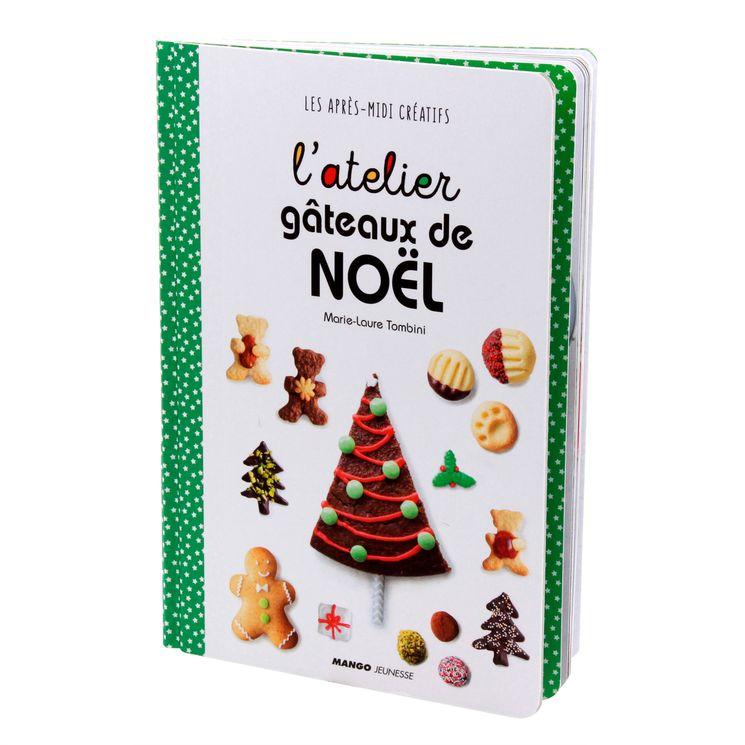 L´atelier gateaux de noel - Mango Jeunes
