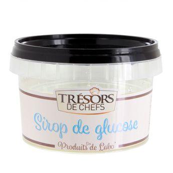 Achat en ligne Sirop de glucose 250gr - Trésors de chefs
