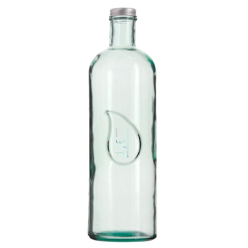 Bouteille en verre recyclé 1.6 L - Alice Delice