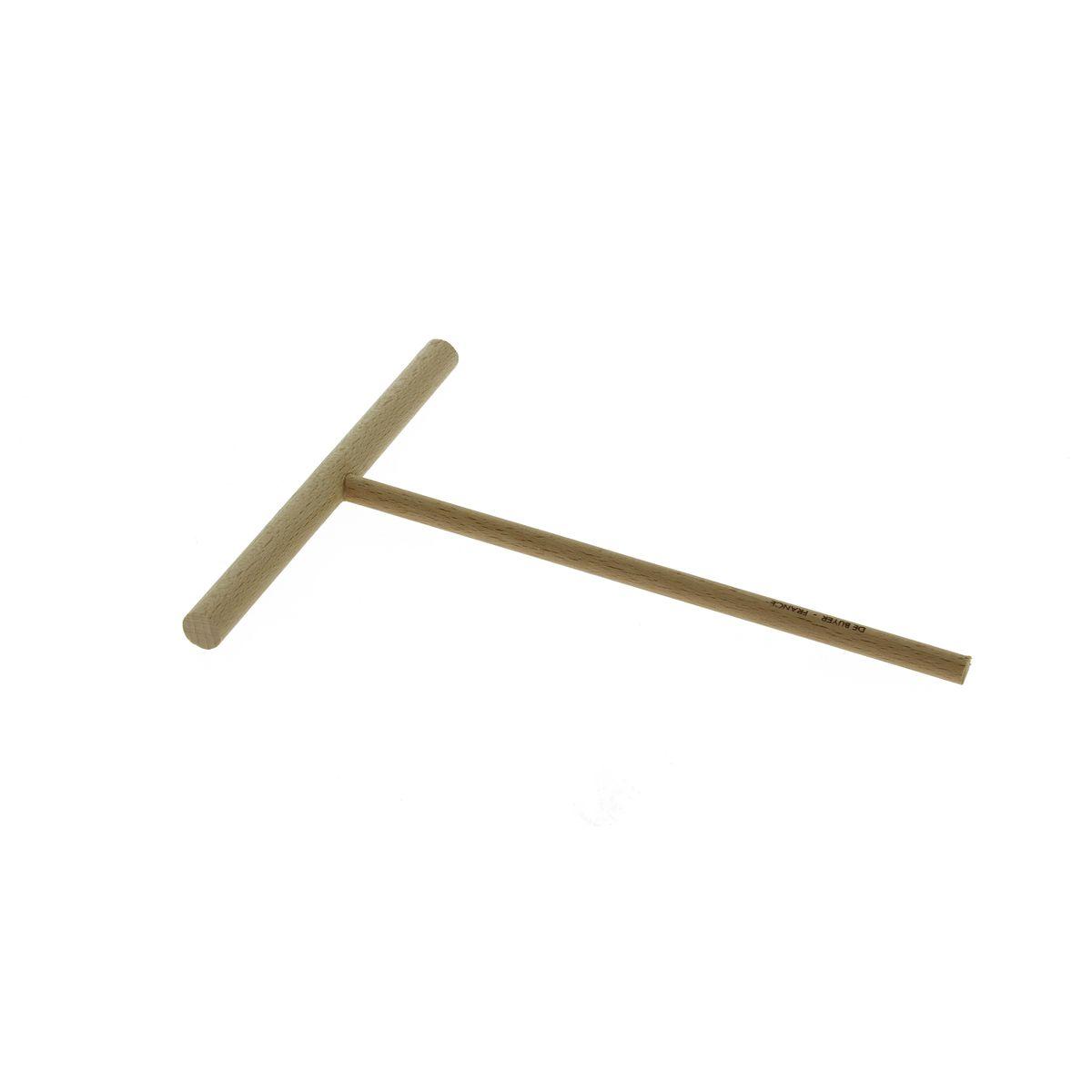 Rateau à crêpe rond-b bois  - De Buyer