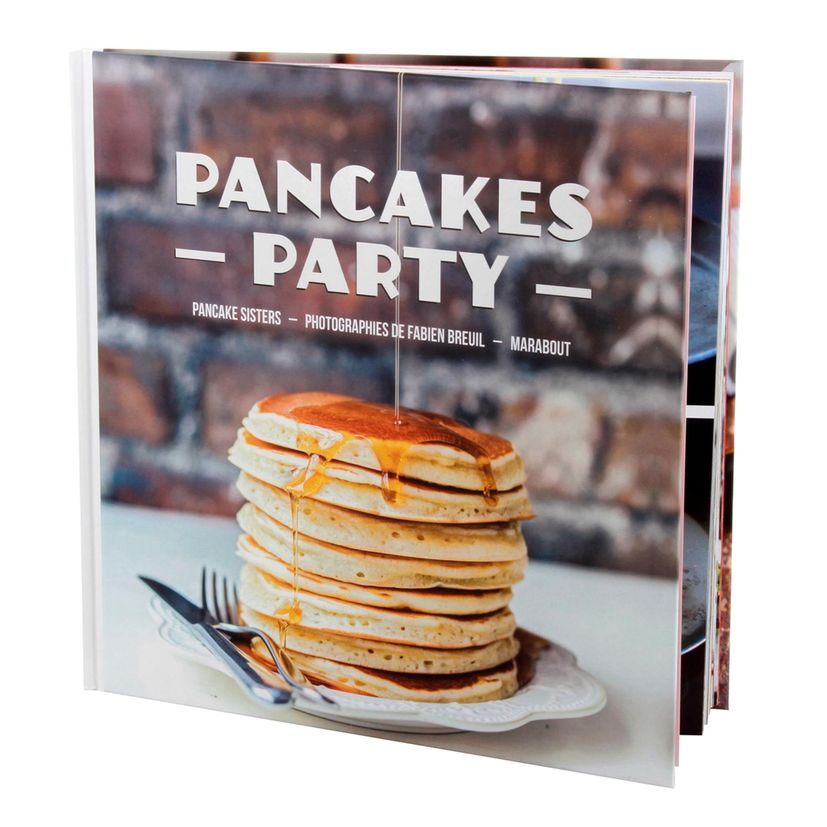 Pan Cake party - Marabout