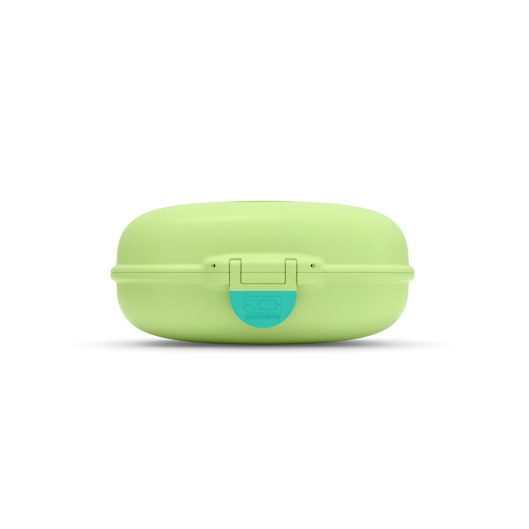 Boite à goûter MB Gram vert pomme 600 ml 7 x 14.8 x 11.4 cm - Monbento