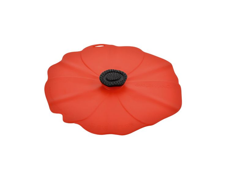 Couvercle silicone Coquelicot 23cm - Charles Viancin