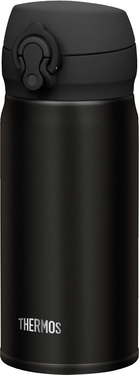 Gourde isotherme noire 0.35L Ultralight - Thermos