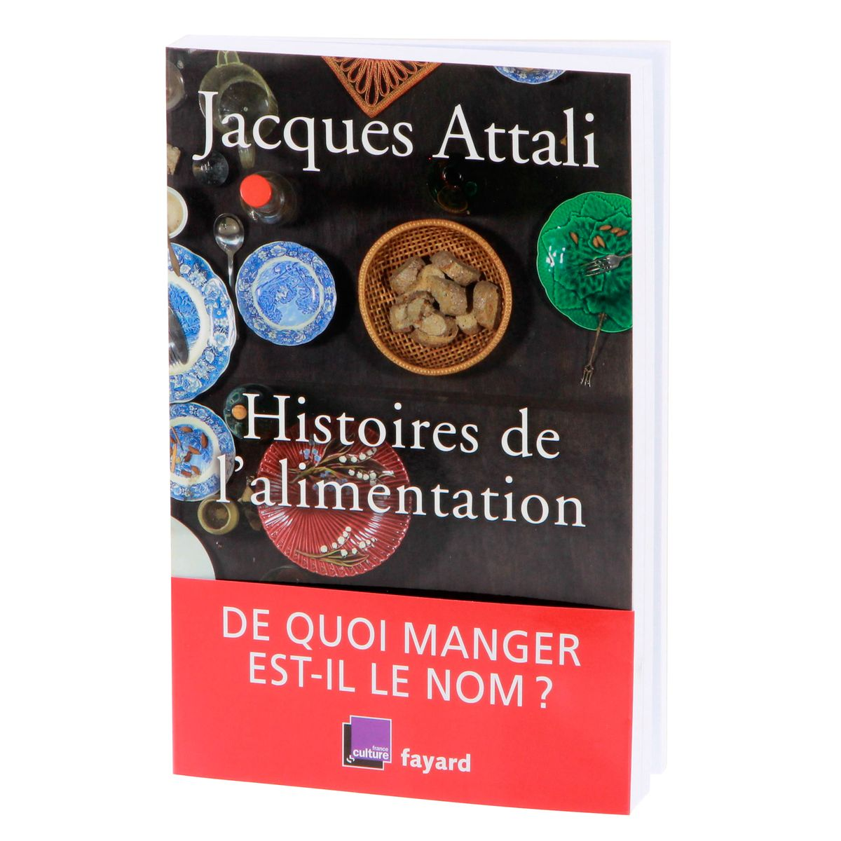 Histoires de l´alimentation - Fayard