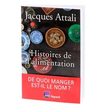 Achat en ligne Histoires de l´alimentation - Fayard