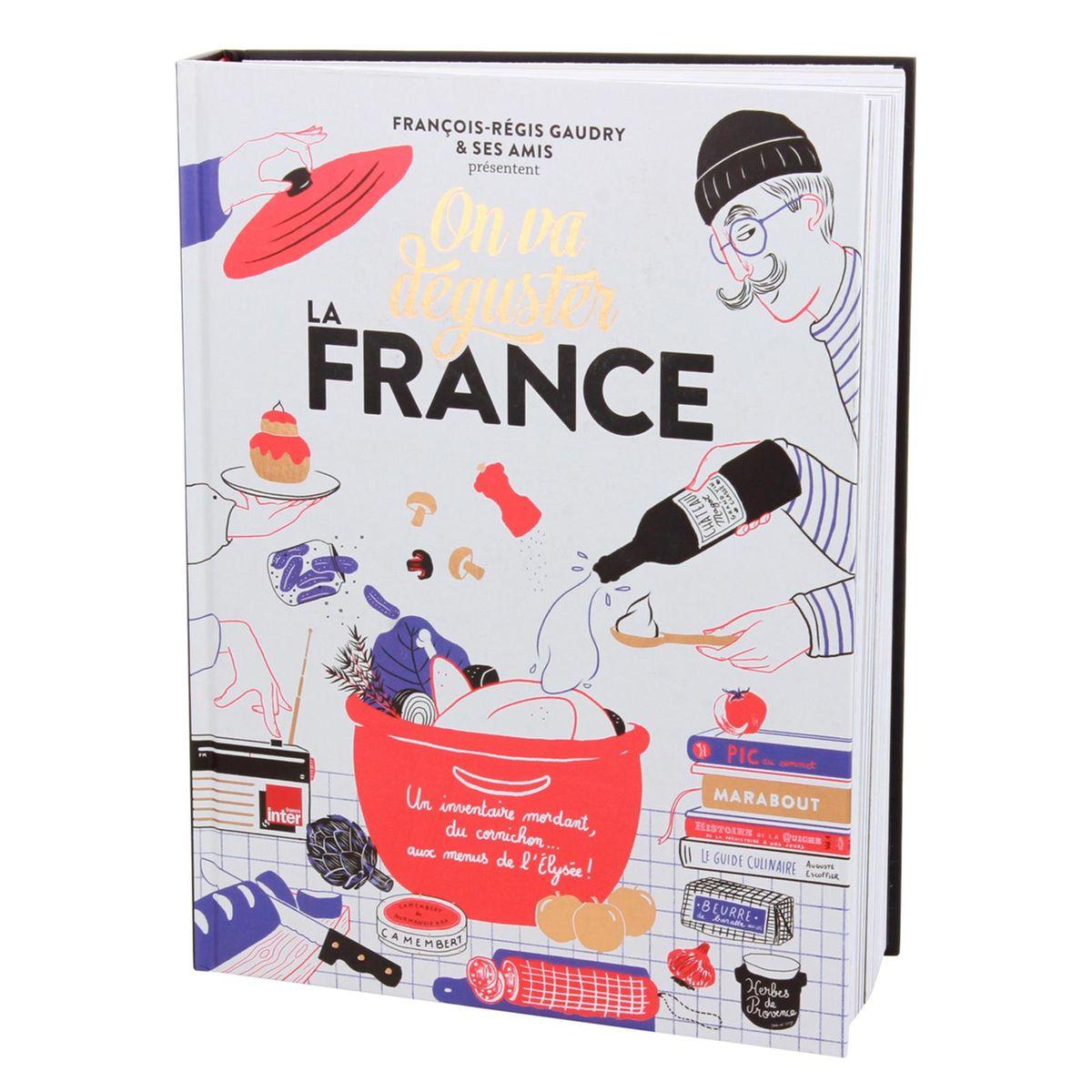 On va déguster la France - Marabout
