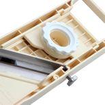 Mandoline japonaise premium coupe 64 mm - Benriner