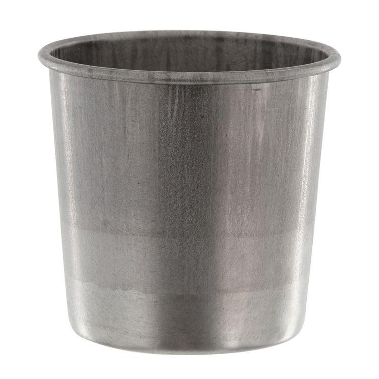 Moule à dariole en fer blanc 4.8 x 6 cm - Gobel