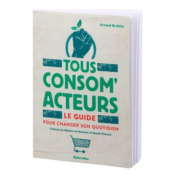 Achat en ligne Tous consom acteurs - Rustica éditions