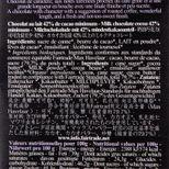 Tablette ceiba lait 42% 100gr - Weiss