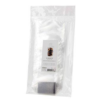 Achat en ligne 10 sachets confiseur avec fond cartonné 12 x 27 cm - Zodio