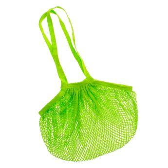 Achat en ligne Filet à provisions Vert anses longues - Ecodis