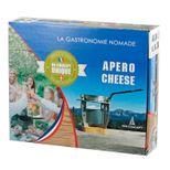 Appareil à raclette nomade Apéro cheese