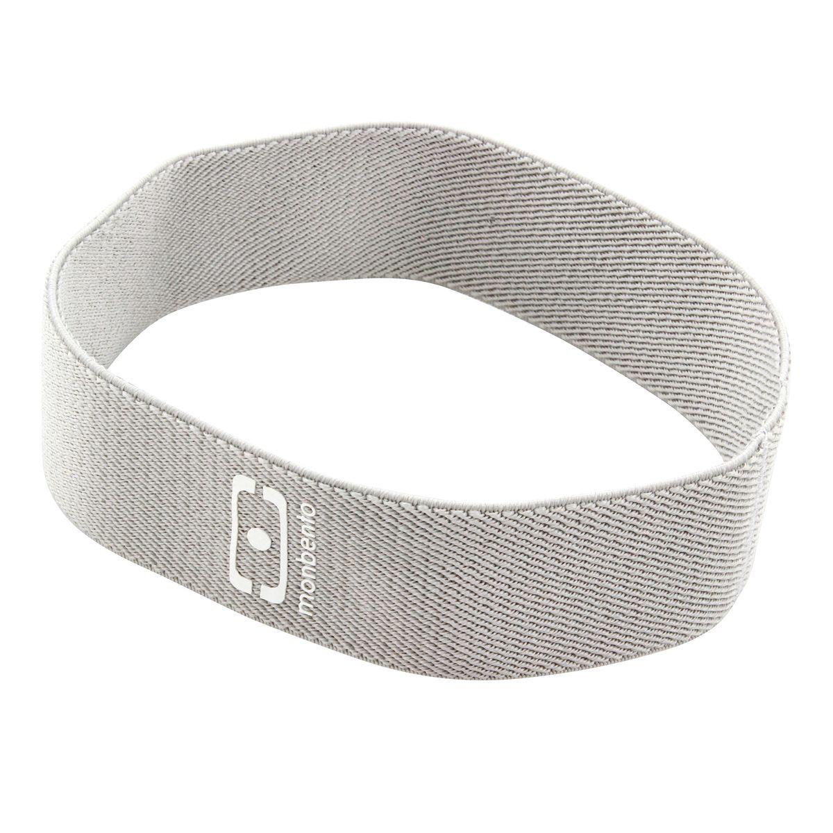 Pièce de rechange : elastique pour bento gris 3 x 17 cm MB Strip original - Monbento