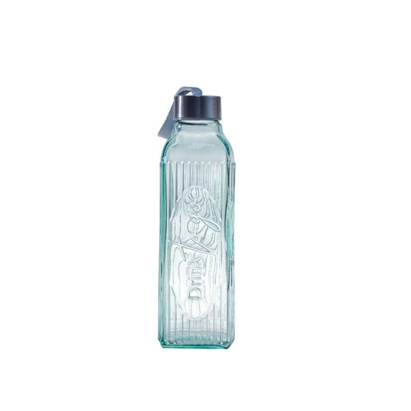Bouteille nomade en verre recyclé 0.64 L - Vidrios