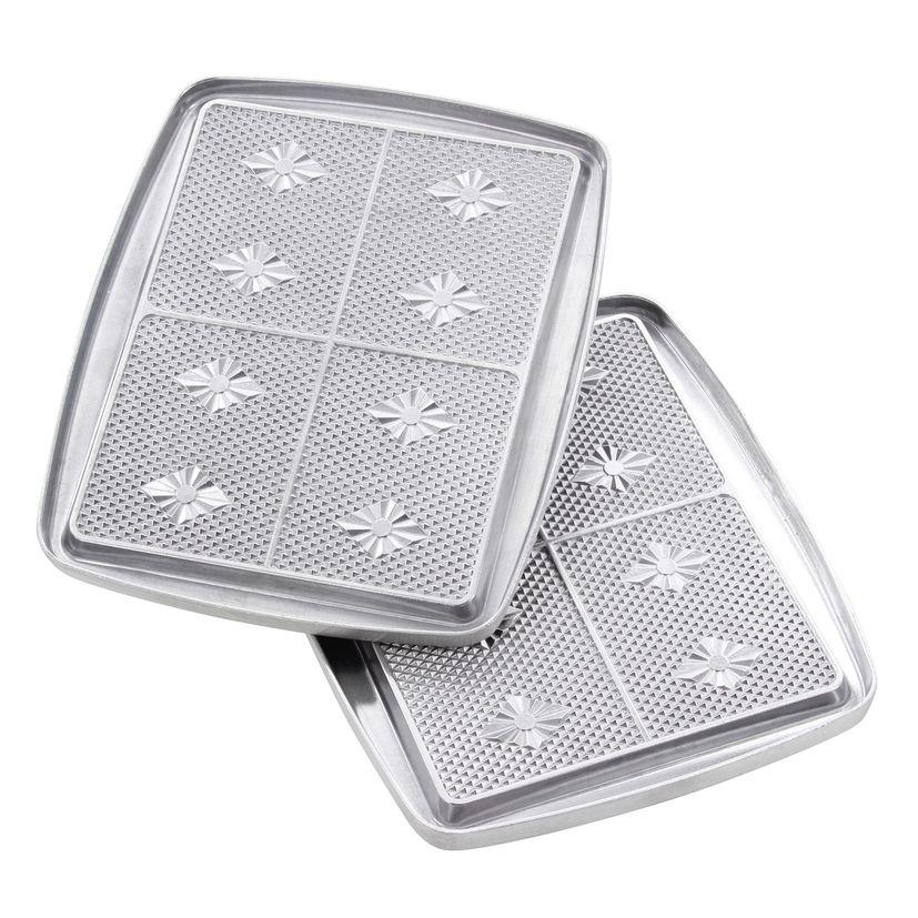 Accessoire : plaques 4 gaufrettes pour gaufrier Super 2 - Lagrange