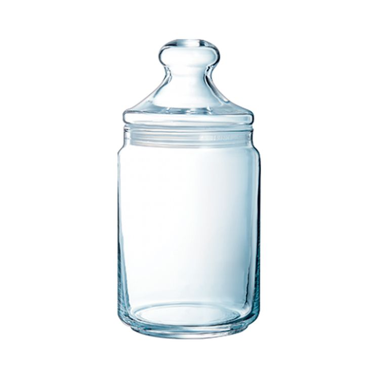 Bonbonnière en verre 1,5L 10cmx10cmx26cm - Luminarc