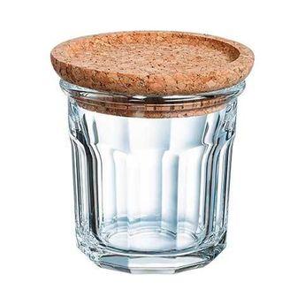Achat en ligne Pot à épices en verre avec couvercle liège 18cl - Luminarc