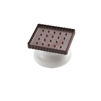 Achat en ligne Kit biscuits animaux : emporte-pièce biscuit et moule tablette de chocolat - Silikomart