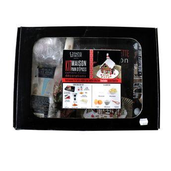Achat en ligne Coffret maison pain d´épices - Patisdecor