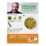 Simplissime 100 recettes  a table en 15 minutes - Hachette Pratique