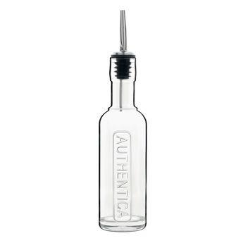 Achat en ligne Bouteille d´huile en verre avec bec verseur 250 ml - Bormioli Luigi