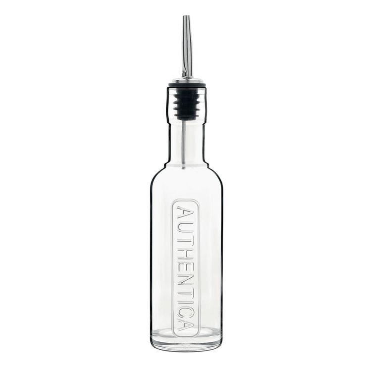 Bouteille d´huile en verre avec bec verseur 250 ml - Bormioli Luigi