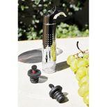 Pompe et bouchon de conservation Gard´vin Métal - L´atelier du vin